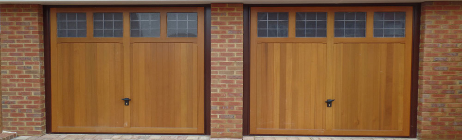 Image Of Up And Over Garage Doors